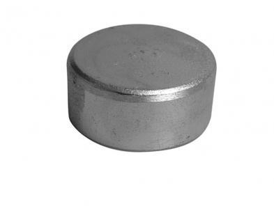 Afdekdoppen aluminium