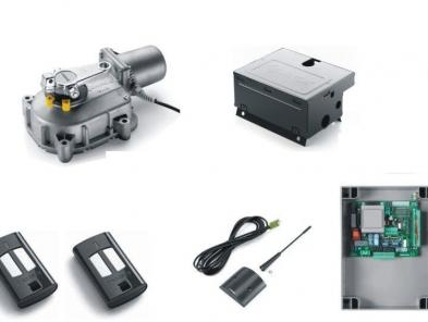 Beninca DU.IT kit ondergronds