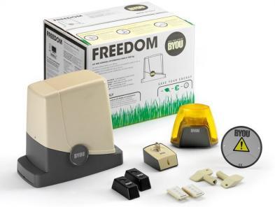 Beninca Freedom kit schuifpoort