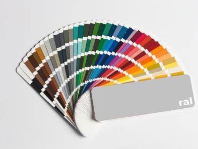 Coating in RAL kleur
