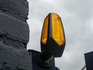 LED Flitslamp Motorline 12/24/230V