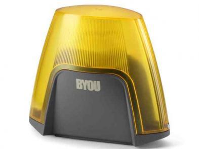Flitslamp voor BYOU openers