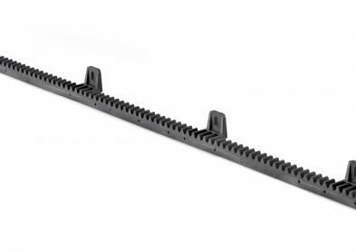 Tandlatten / tandheugels tbv schuifpoortmotoren
