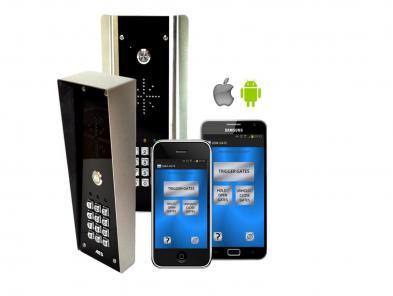 GSM Intercom combi GSM set