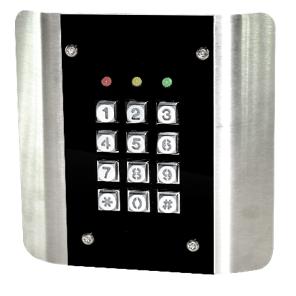 GSM Pincodebediening