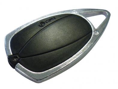 Proximitybadge aluminium