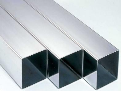 Steunpaal staal verzinkt