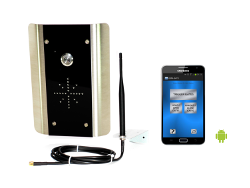 GSM Intercom set